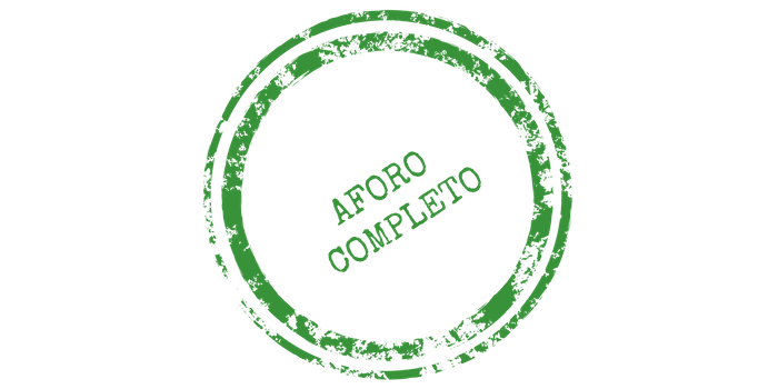 Resultado de imagen de AFORO COMPLETO